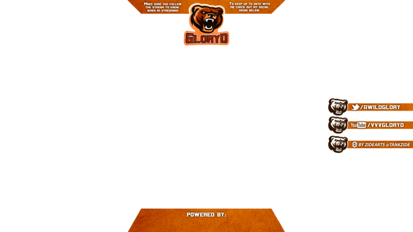 custom twitch overlay sku 5 00 $ 5 00 unavailable get a overlay now to ...